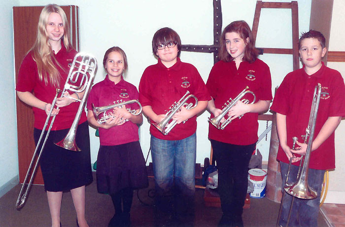 Fund Raising for the Chapel Hilgay Youth Band - 28 Nov 2009